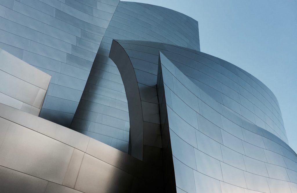 Badalona Diseño del Museo de Arte.